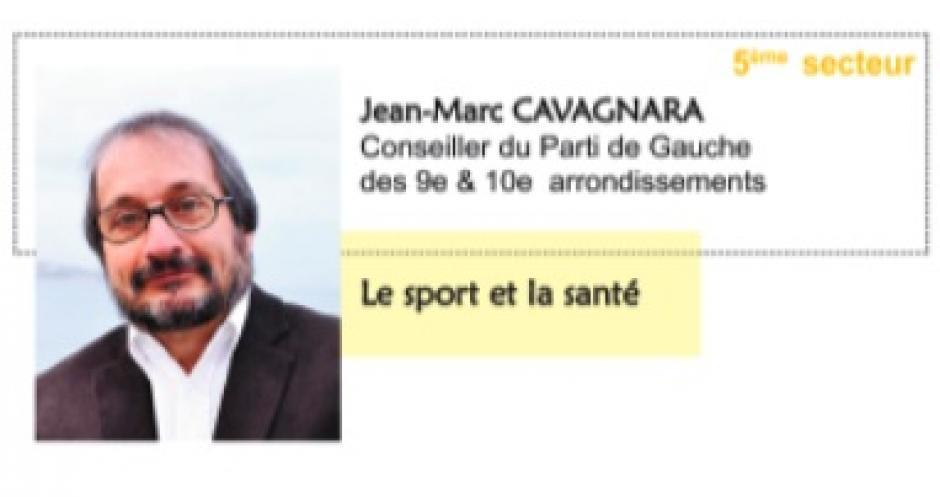 5e secteur de Marseille (9e et 10e arr.). Votre élu du Front de gauche